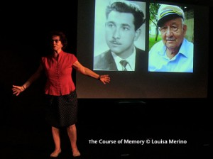 The Course of Memory © Louisa Merino